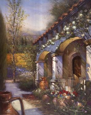 Garden Verdana by Paul Mathenia