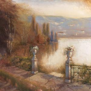 Lakeside Entrance by Paul Mathenia