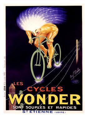 Cycles Wonder by Paul Mohr