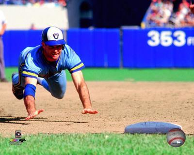 Paul Molitor 1985 Action