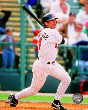 Paul Molitor 1998 Action