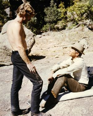 Paul Newman, Butch Cassidy and the Sundance Kid (1969)