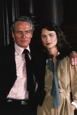 Paul Newman / Charlotte Rampling THE VERDICT, 1982 DRECTED BY SIDNEY LUMET (photo)