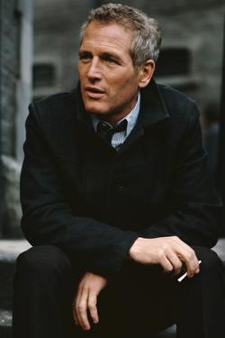 Paul Newman THE MACKINTOSH MAN, 1973 directed by JOHN HUSTON (photo)