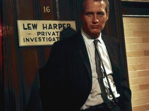 """Paul Newman. """"The Moving Target"""" 1966, """"Harper"""" Directed by Jack Smight"""