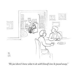 New Yorker Cartoon by Paul Noth