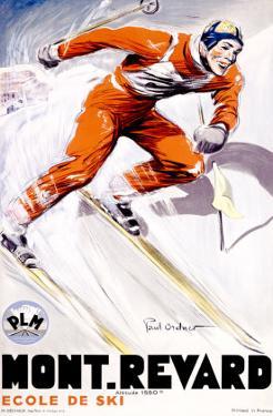 PLM, Mont Revard by Paul Ordner