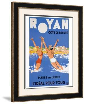 Royan, Cote de Beaute by Paul Ordner