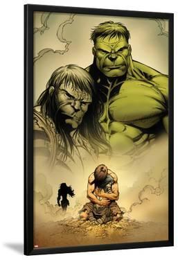 Incredible Hulk No.611: Hulk and Skaar by Paul Pelletier