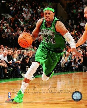 Paul Pierce 2011-12 Action