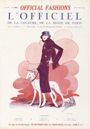 L'Officiel, December 1924 - Sleeping