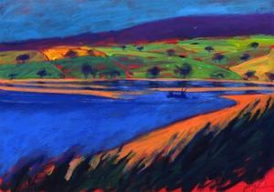Estuary, 2007 by Paul Powis