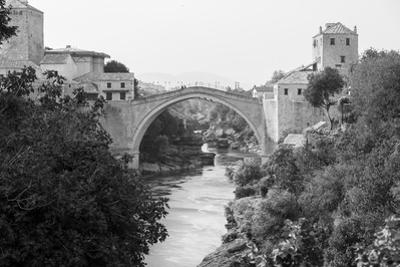 The Old Bridge over the Neretva River by paul prescott
