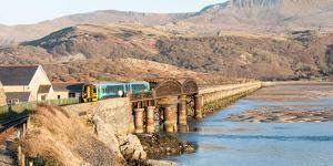 Voted One of the Most Scenic Rail Journeys in U by Paul Quayle