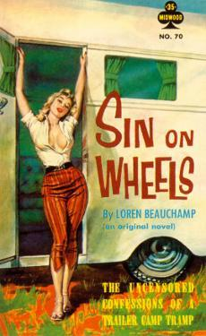 Sin On Wheels by Paul Rader