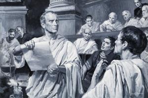 Julius Caesar by Paul Rainer