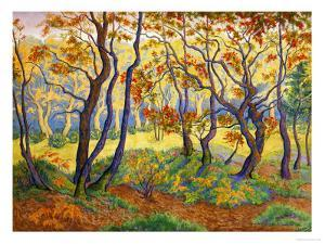 Edge of the Forest by Paul Ranson