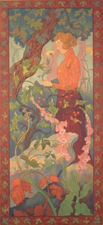 Foxgloves, 1899