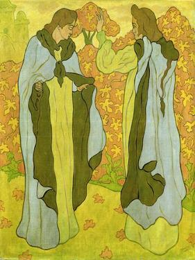 The Two Graces, 1895 by Paul Ranson
