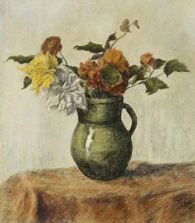 Vase of Flowers; Vase de Fleurs, c.1900