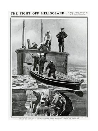 Heligoland Submarine Rescue