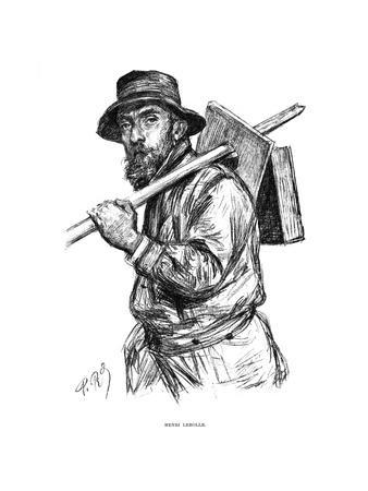 Henri Lerolle, Artist