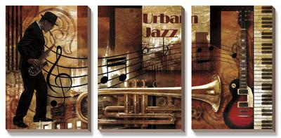 Urban Jazz by Paul Robert