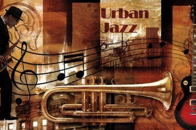 Urban Jazz by Paul Robert