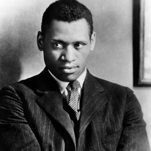Paul Robeson, c.1920s