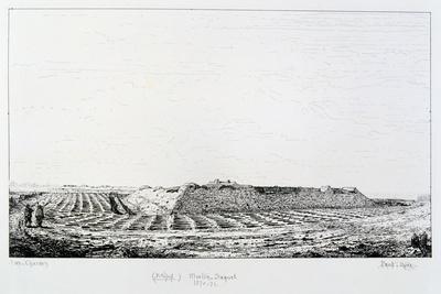 Moulin Saquet, Siege of Paris, 1870-1871