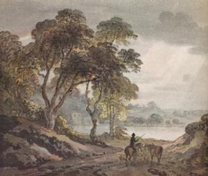 'Landscape', c1780 by Paul Sandby