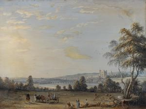 Rochester by Paul Sandby