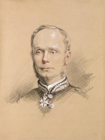 Admiral Amedee Anatole Courbet (1827-85)