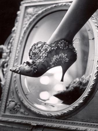 Evening Boot Designed by Roger Vivier For Dior