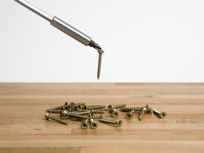 Magnetic Screwdriver by Paul Seheult