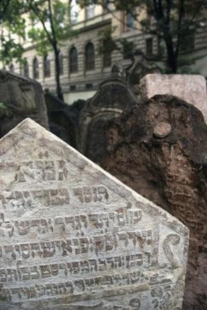 Old Jewish Cemetary by Paul Seheult