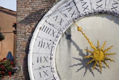 The Clock of San Giacomo Di Rialto by Paul Seheult