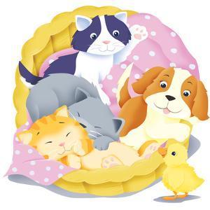 Animal Babies - Humpty Dumpty by Paul Sharp