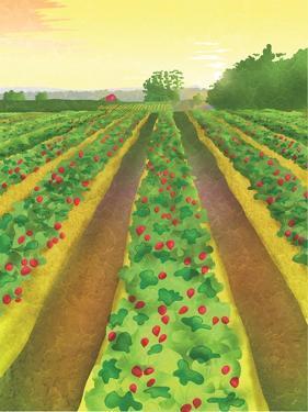Very Berry Fill-In - Humpty Dumpty by Paul Sharp