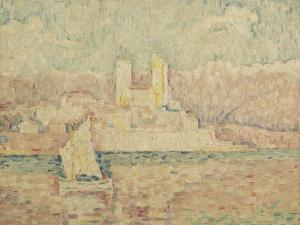 Antibes Morning, 1919 by Paul Signac