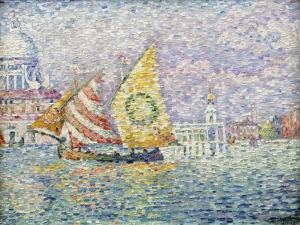 Bragozzo, Venice, 1905 by Paul Signac