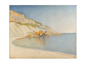 Cassis, Cap Lombard, Opus 196, 1889 by Paul Signac