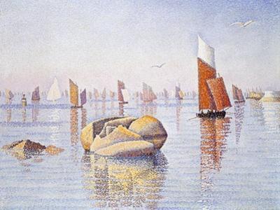 Concarneau, Quiet Morning, 1891