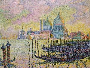 Grand Canal (Venic), 1905 by Paul Signac