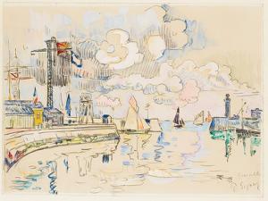Granville by Paul Signac