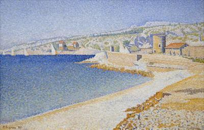 Jetty at Cassis, Opus 198