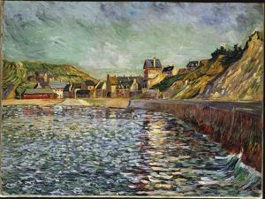 Le Port-En-Bessin (Calvados) C.1884 by Paul Signac