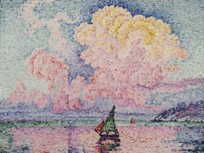 Pink Clouds, Antibes