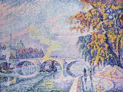 Pont Royal, Autumn; Pont Royal, Automne, 1930