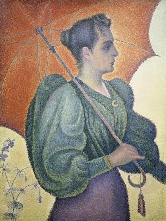 Portrait of Bertha Signac